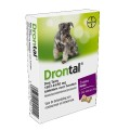 Bayer Drontal Ontworming Hond Tasty Bone - 6tabs